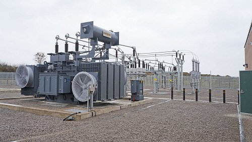 Procurement of all cables, switchgear, transformers required to make the connection