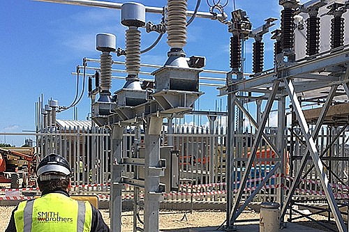 High-voltage contracting is probably the safest place to be